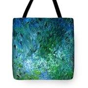 Abstract 05-25-09 Tote Bag