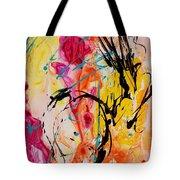 Abstract 058 Tote Bag
