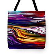 Abstract 06-12-09 Tote Bag