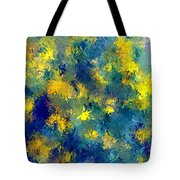 Abstract 06-28-09 Tote Bag