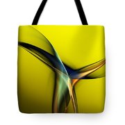 Abstract 060311 Tote Bag by David Lane