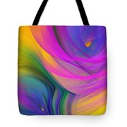 Abstract 060611b Tote Bag