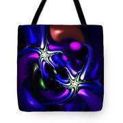 Abstract 060810f Tote Bag