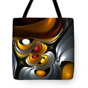 Abstract 061010 Tote Bag