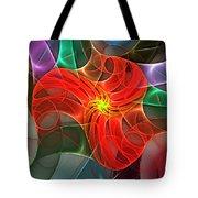 Abstract 061710a Tote Bag