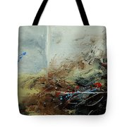 Abstract 070408 Tote Bag by Pol Ledent
