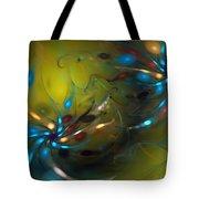 Abstract 071910 Tote Bag