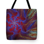 Abstract 073010 Tote Bag