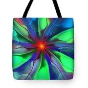 Abstract 080610c Tote Bag