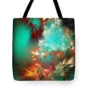 Abstract 090710b Tote Bag