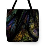 Abstract 10-08-09-1 Tote Bag