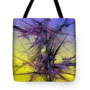 Abstract 10-08-09 Tote Bag