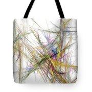 Abstract 10-16-09-2 Tote Bag