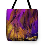 Abstract 10-16-09-3 Tote Bag