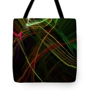 Abstract 10-16-09 Tote Bag