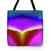 Abstract 101x By Nixo Tote Bag