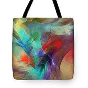 Abstract 103010 Tote Bag