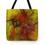 Abstract 103110 Tote Bag