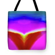 Abstract 103x By Nixo Tote Bag