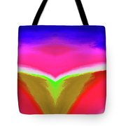 Abstract 104x By Nixo Tote Bag