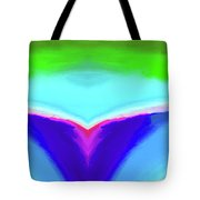 Abstract 106x By Nixo Tote Bag