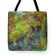 Abstract 111510 Tote Bag