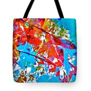 Abstract 128 Tote Bag