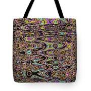 Abstract #141 Tote Bag