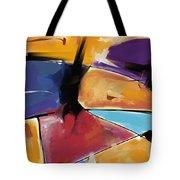 Abstract 1445 Tote Bag