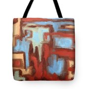 Abstract 147 Tote Bag by Patrick J Murphy