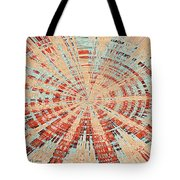 Abstract #149 Tote Bag