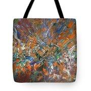 Abstract #179 Tote Bag