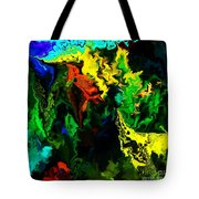 Abstract 2-23-09 Tote Bag