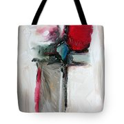 Abstract 200709 Tote Bag by Rick Baldwin
