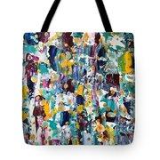 Abstract 2018-02 Tote Bag