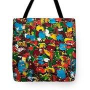 Abstract 2018-03 Tote Bag