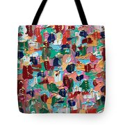 Abstract 2018-04 Tote Bag