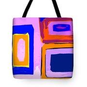 Abstract 223b Tote Bag