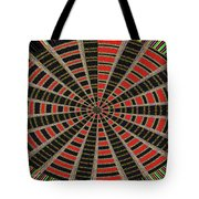 Abstract #2257-5 Tote Bag