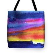 Joan's Sunset Tote Bag