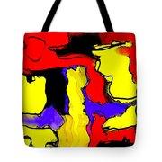 Abstract 4 Tote Bag