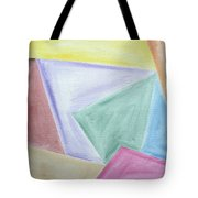Abstract 437 Tote Bag