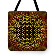 Abstract 442 Tote Bag