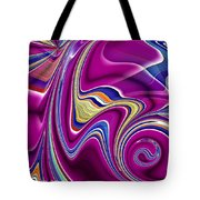 Abstract #49 Tote Bag