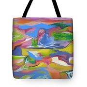 Abstract 5 Tote Bag