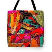 Abstract 508 Tote Bag