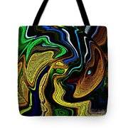 Abstract 6-10-09-a Tote Bag