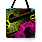 Abstract 6-21-09 Tote Bag