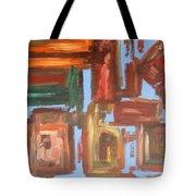 Abstract 611 Tote Bag