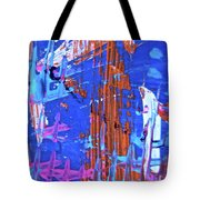 Abstract 6499 Tote Bag